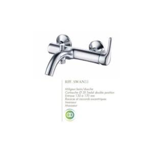 Mitigeur bain/douche Swan