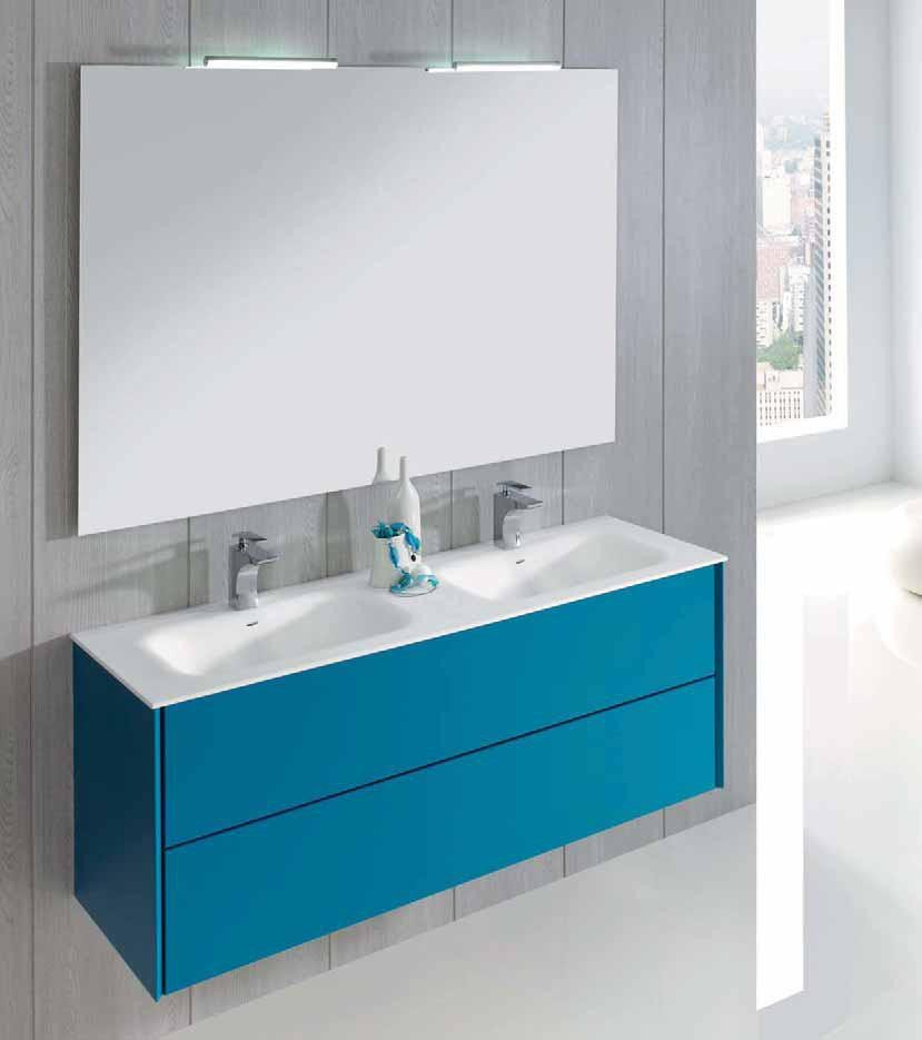 Double vasques exposition de salles de bain cuisines for Exposition salle de bain