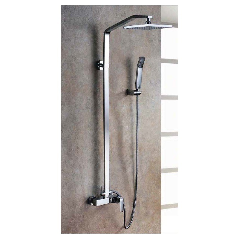 Set de colonne de douche maestro exposition de salles de - Colonne de bain douche ...