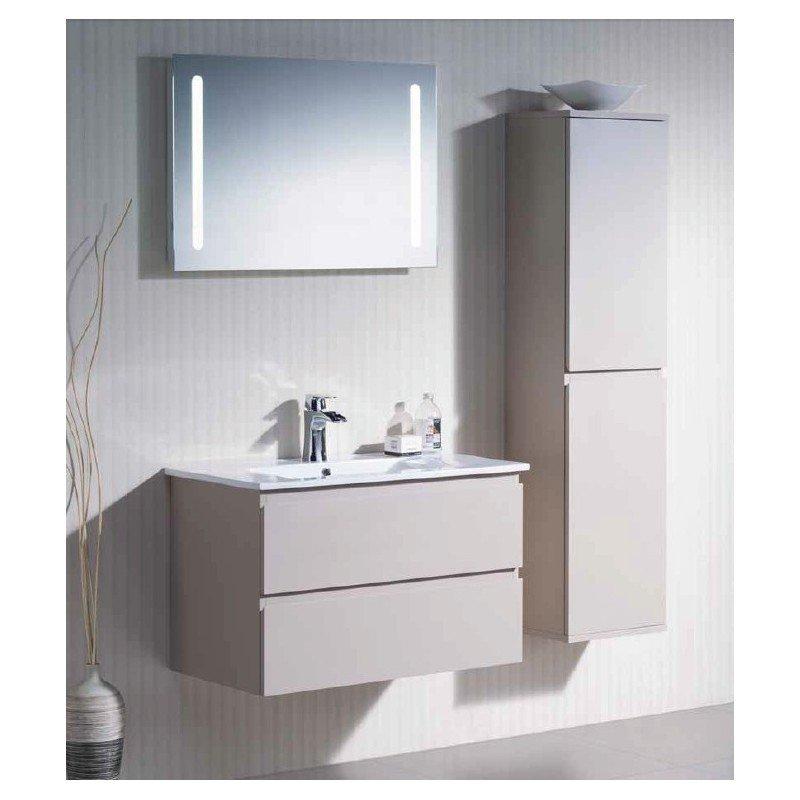 meuble de salle de bain modena 80 exposition de salles de bain cuisines robinetterie et. Black Bedroom Furniture Sets. Home Design Ideas