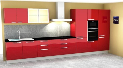 modèle cuisine moderne italienne archives - exposition de salles ... - Modele Exposition Cuisine