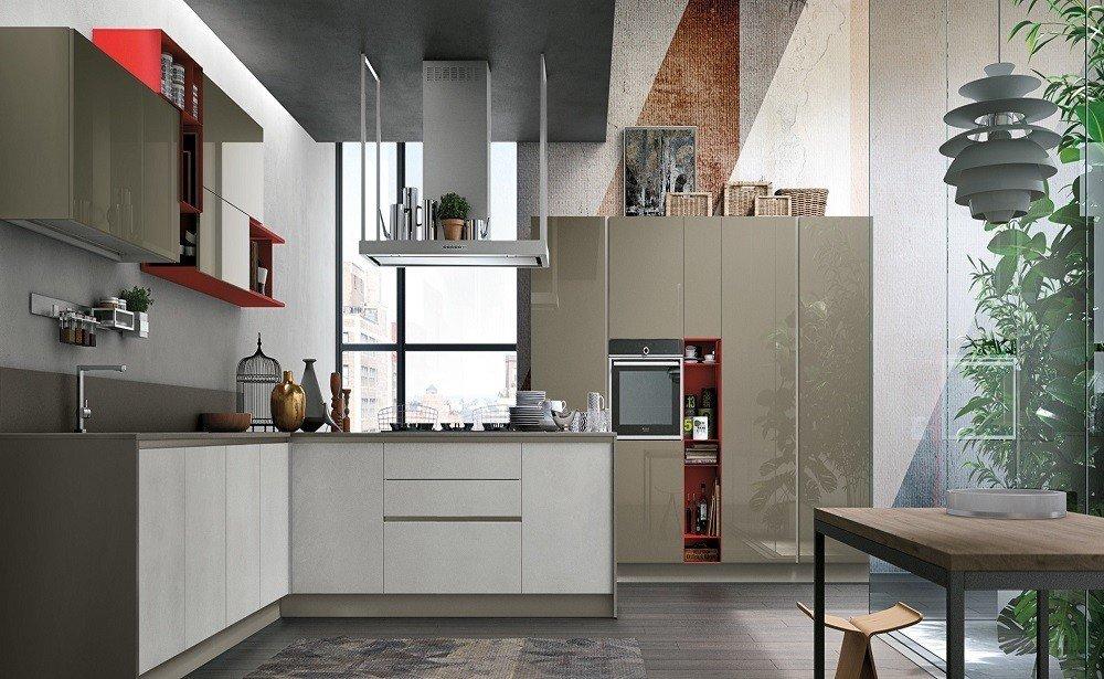 cuisine aliant quip e italienne exposition de cuisines. Black Bedroom Furniture Sets. Home Design Ideas