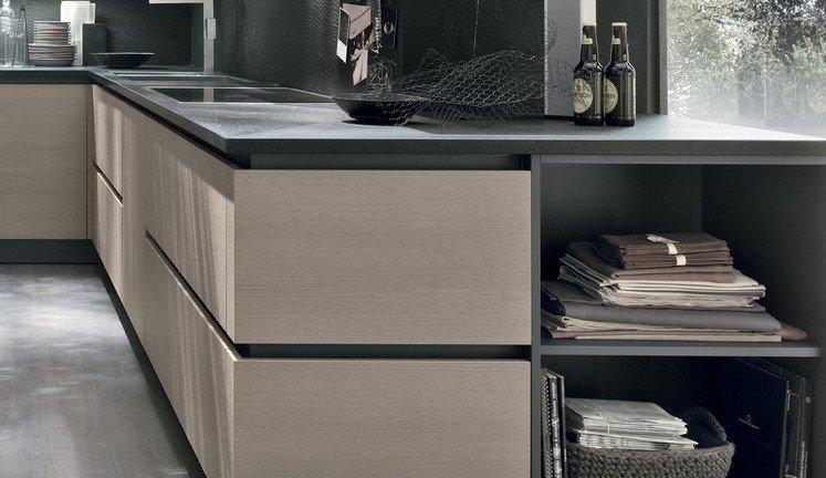 cuisine alev repr sente la vivacit et la mode d 39 une solution jeune. Black Bedroom Furniture Sets. Home Design Ideas