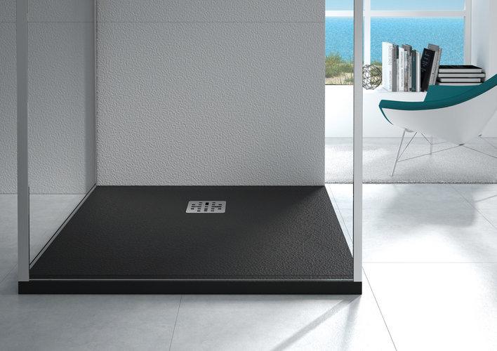 Receveurs de douche pour salle de bains pas cher suisse for Receveur douche couleur