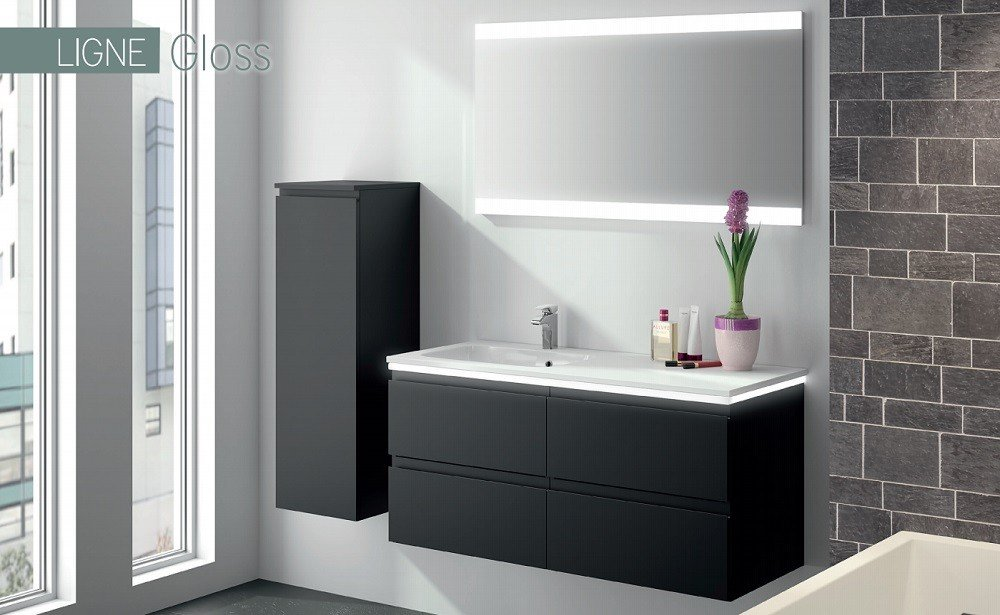 salle de bain Gloss