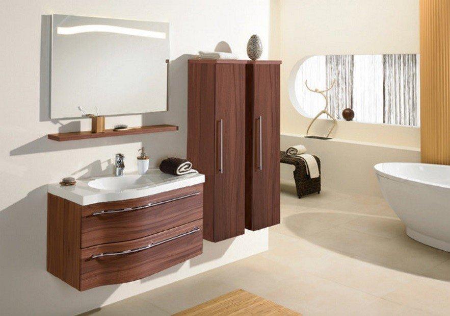 salle de bain Swing noyer