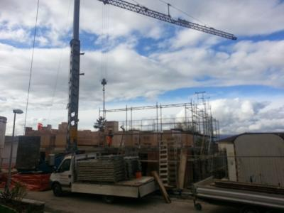 Construction Fribourg
