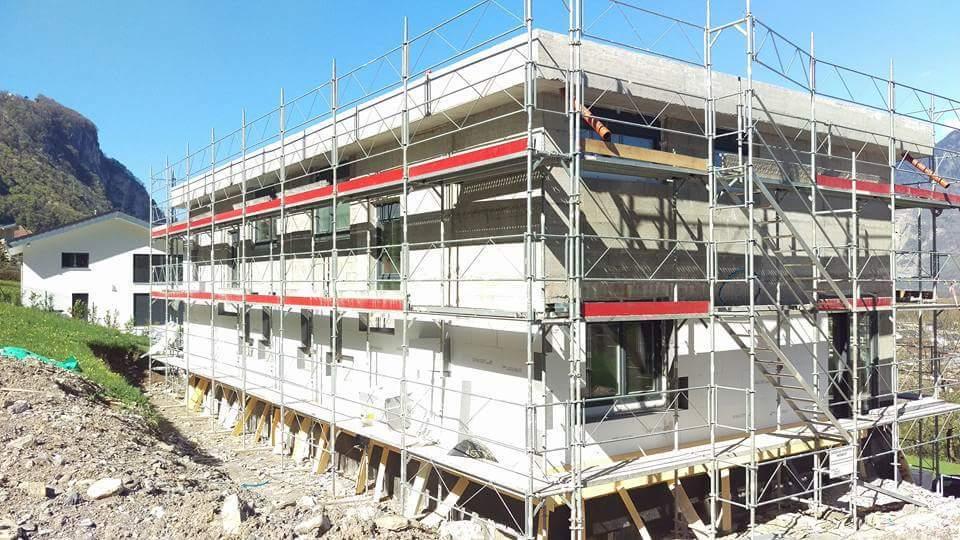 Construction Uvry 1